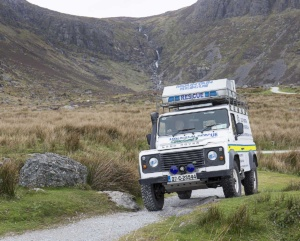Mahon Falls Mountain Rescue