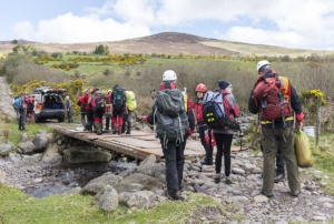 Nire Valley Mountain Rescue